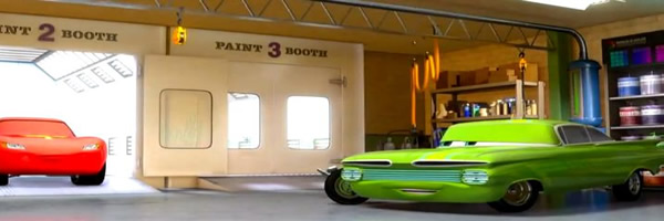 Chevrolet Impala de la película de Cars 2