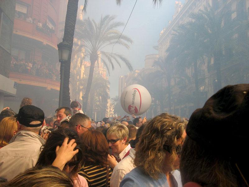 Desguaces.net en las Fallas 2011