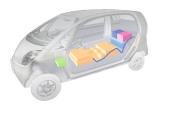 Prototipo del GreenCar Eco-desing