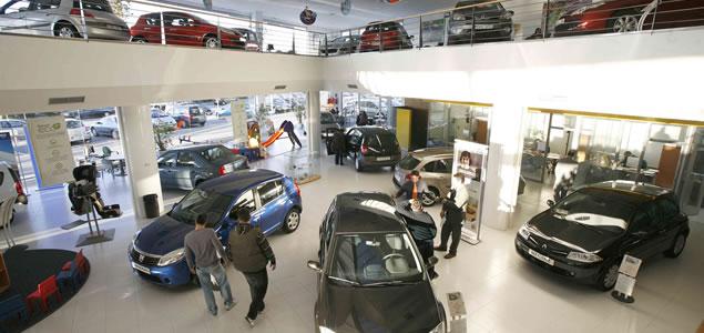 Recuperación de venta de coches