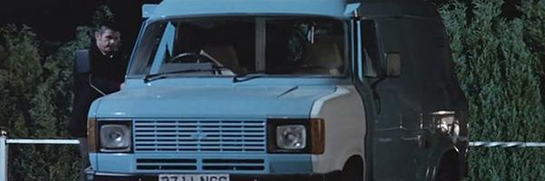 Furgoneta Ford Transit